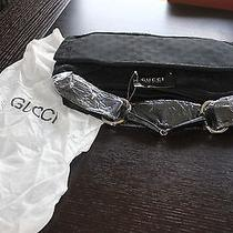Black Gucci Shoulder Bag Photo