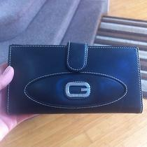 Black Guess Leather Wallet Photo