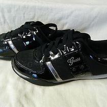 Black Guess Women's Sneakers 6.5 Photo