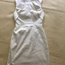 Black Halo White Dress Cutouts 2 Photo
