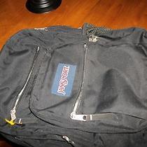 Black Jan Sport Backpack Photo