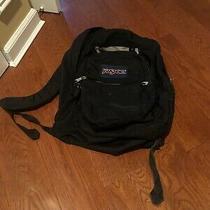 Black Jansport Backpack Photo