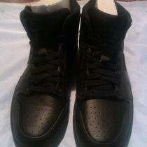 Black Jordans Retros  Size 9 Photo