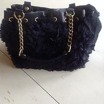 Black Juicy Couture Handbag  Photo