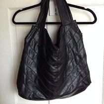 Black Leather Aldo Purse Photo