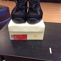 Black Nike Foamposite Size12 Photo