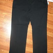 Black Pants by style& Co Macy's Size 18 Photo