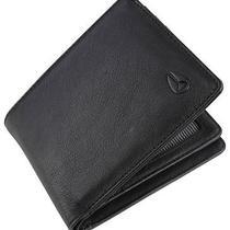 Black Pass Bi-Fold Wallet by Nixon Photo