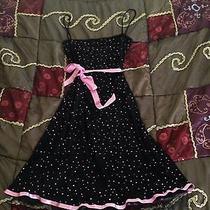 Black Polka Dot Dress Photo