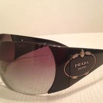 Black Prada Sunglasses Photo