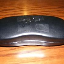 Black Ray Ban Hard Sunglass Case  Has Some Tape Residue on the Top Otherwise E Photo