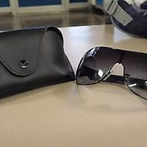 Black Ray Ban Sunglasses Photo