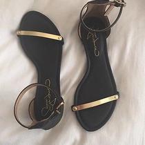Black Sandals Photo