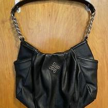 Black Simply Vera.  Hobo Purse- Excellent Condition  Inside Very Clean. Photo