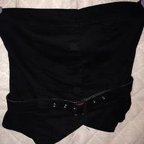 Black Small Dress Corset Photo