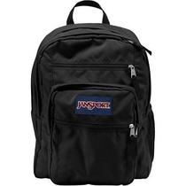 Black Student Backpack by Jansport High School College Student Mens Womens Photo