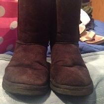Black Uggs Size 7 Photo