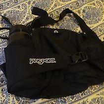 Black Unisex Jansport Fanny/waist Bag With Water Bottle Photo