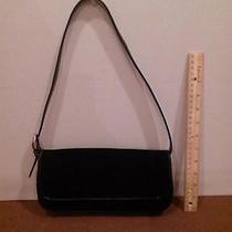 Black Velvet Stlye Nine West Handbag Purse Photo