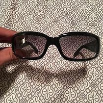 Black Versace Sunglasses Photo