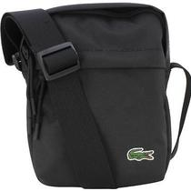 Black Vertical Camera Bag by Lacoste Photo