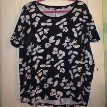 Black/white h&m Mickey Mouse Shirt Photo