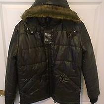 Black Winter Dsquared2 Men's Jacket Photo