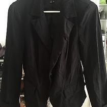 Black Xoxo Blazer Macys Juniors Small Business  Photo
