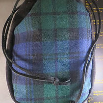 Blackwatch/campbell Old Sett Tartan Modern Colors Drawstring Bag           Photo