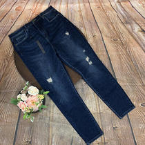 Blank Nyc Crybaby Denim Distressed Blue Jeans Size 31 New Nwt Photo