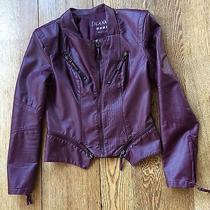 Blank Nyc Faux Leather Motorcycle Jacket Photo