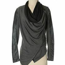 Blank Nyc Women Gray Jacket Xs Photo