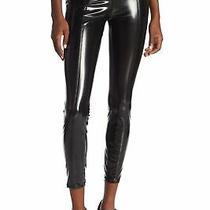 Blanknyc Womens Leggings Deep Black Size 30 Pull-on Stretch Seamed 98 928 Photo