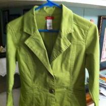 Blazer Guess Medium(green) Photo