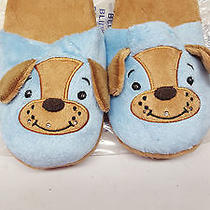 Blinky Buddies - Dog Kids Slippers - by Avon - Brand New - Small Photo