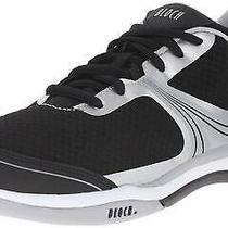 Bloch Womens Element Low Top Lace Up Running Sneaker Black Size 7.0 Uvby Photo