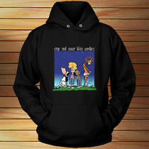 Bloom County New - Unisex Hoodie Black Size S - 3xl Photo