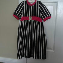 'Bloom' Girls Summer Dress Size 5-7 Yrs Australian-Made Holidays/christmas Photo