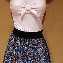 Bloomingdales Vintage Havana Dress Size Xl 16 Photo