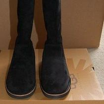 Blowout Sale  Ugg Australia Womens Sunset Iii in Black Size 7 Photo