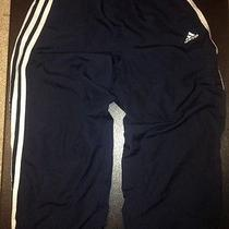 Blue Adidas Pants Photo
