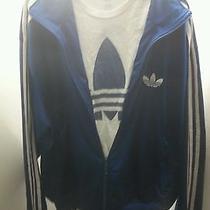 Blue Adidas Tracksuits & Sweats Photo