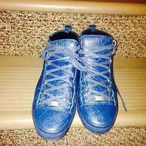 Blue Balenciaga Photo