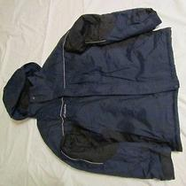 Blue Black Columbia Coat Photo