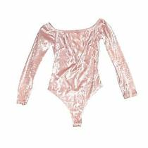 Blue Blush Women Pink Bodysuit S Photo
