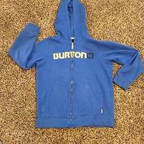 Blue Burton Kids Sweatshirt Photo