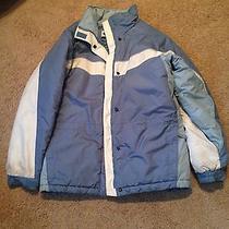 Blue Columbia Winter Jacket Youth Photo