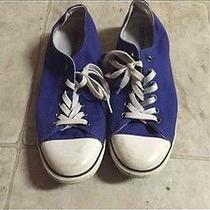 Blue Converse  Photo