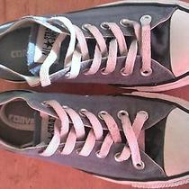 Blue Converse Size 5.5 Photo