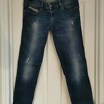 Blue Diesel Getlegg Slim Skinny Jeans W29 L32 Photo